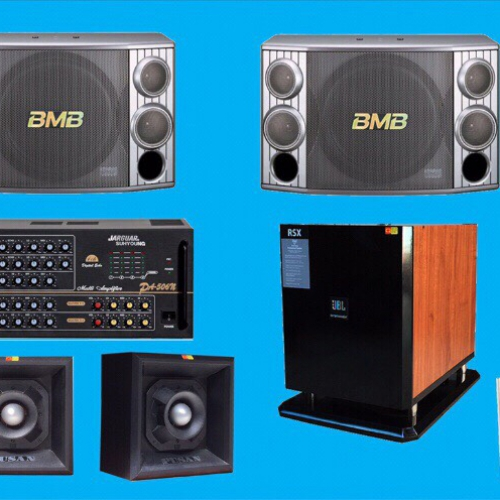 Dàn karaoke BMB 1000