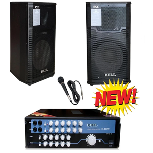 Dàn karaoke Bell PA - 303