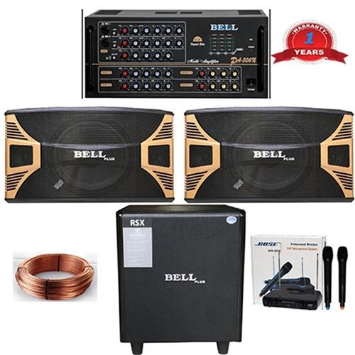 Dàn âm thanh karaoke BELL KS 920 cao cấp