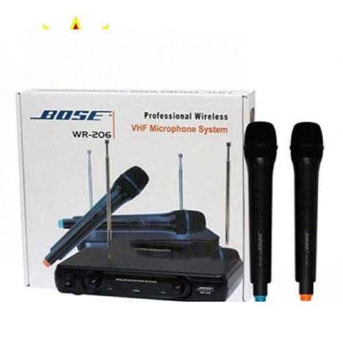 Bộ Micro không dây Bose 206