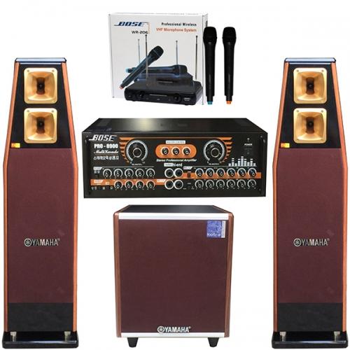 Dàn karaoke và nghe nhạc PA - 8900 II