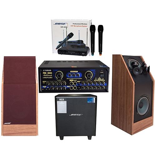 Bộ dàn karaoke gia đình PA - 8900 Pro