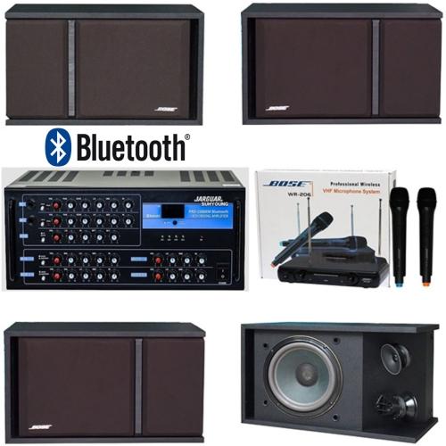 Dàn karaoke gia đình Pro - 1506 KM Bluetooth