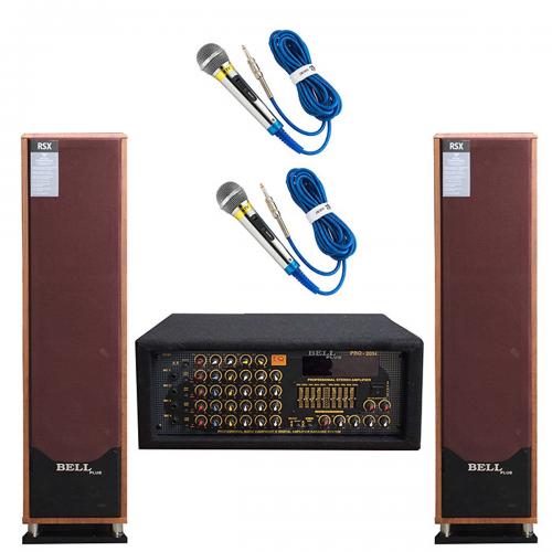 Dàn âm thanh karaoke gia đình KMS - 8800S BellPlus (hàng chính hãng)