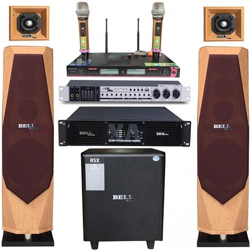 Dàn karaoke và nghe nhạc XA - 1600 BellPlus