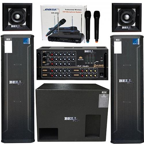 Dàn âm thanh KMP - 9200 VIP