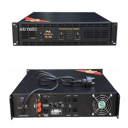Đẩy công suất PA - 4800 BellPlus