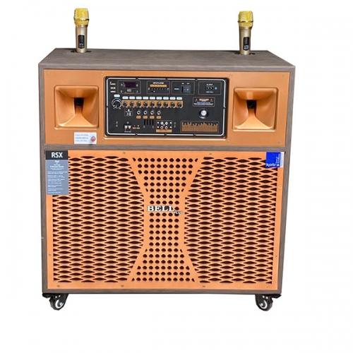 Loa tủ kéo 3 tấc full đôi di động PA - 7200 BellPlus