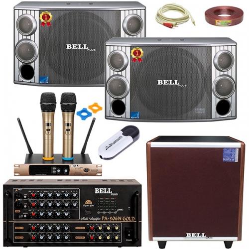Dàn âm thanh karaoke BELL PS 850