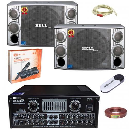 Dàn âm thanh karaoke P - 850 Bell